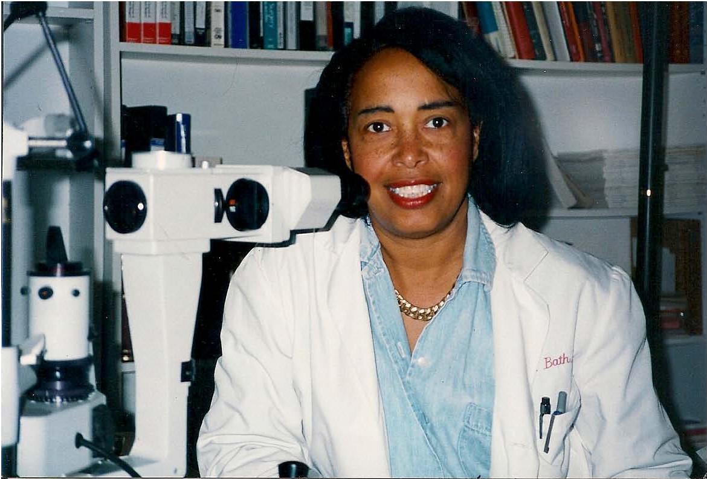 Dr. Patricia Bath - Black History Month