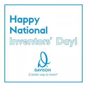 Inventors' Day - Davison Invention