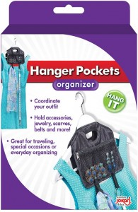 Hanger Pockets Redesign- Jokari Corporation