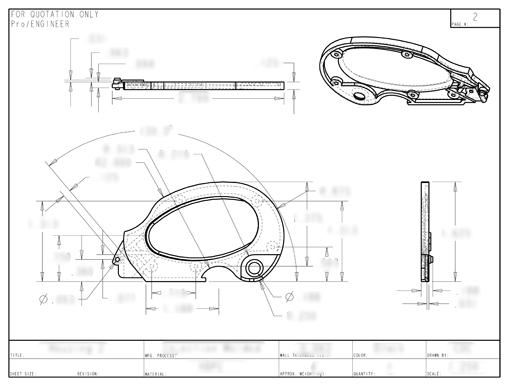 package opener technical drawings davison. Black Bedroom Furniture Sets. Home Design Ideas