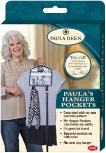 Jokari Paula Deen's Everyday Collection - Hanger Pockets