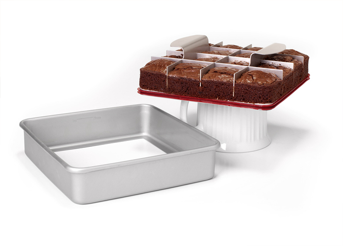 Client Invention Shows QVC Viewers a Better Way to Make Brownies
