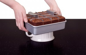 PushPan Brownie Pan