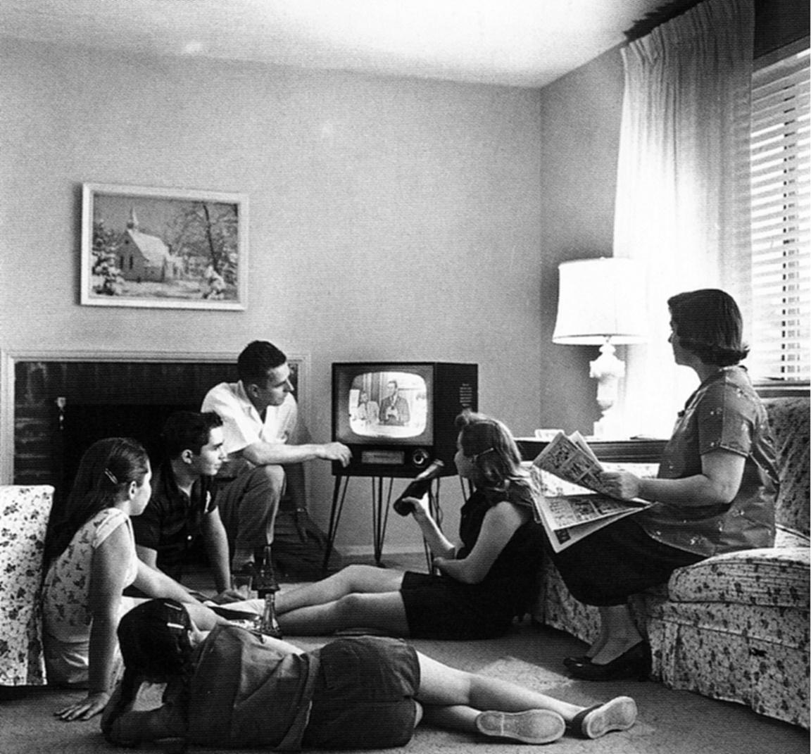 TV 1950s - Davison Blog