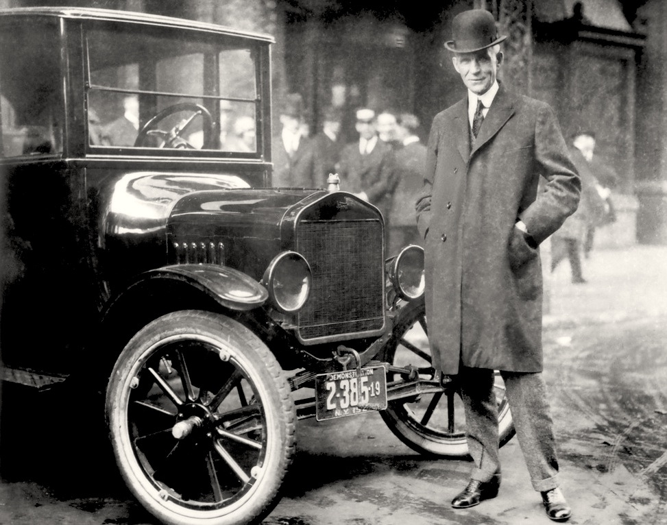 Happy (Almost) Birthday, Henry Ford!