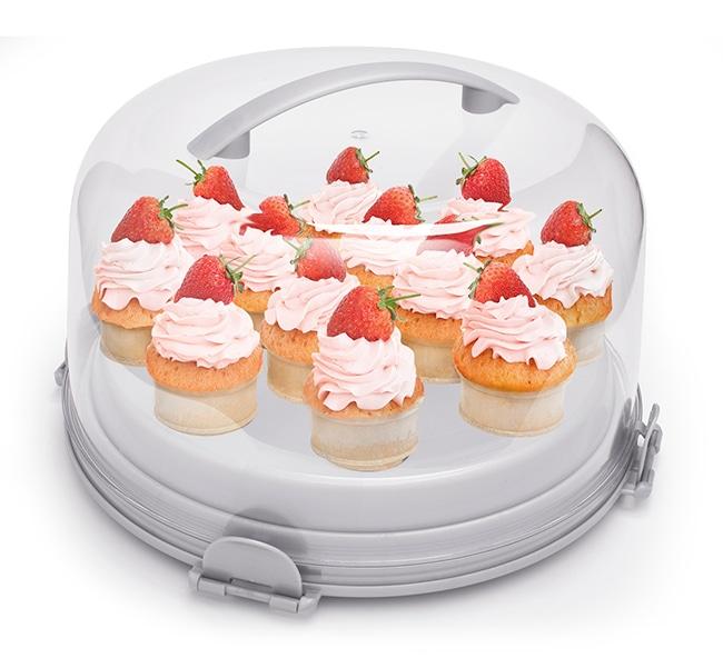 David Tutera Dessert Carrier Cupcake Cone Insert