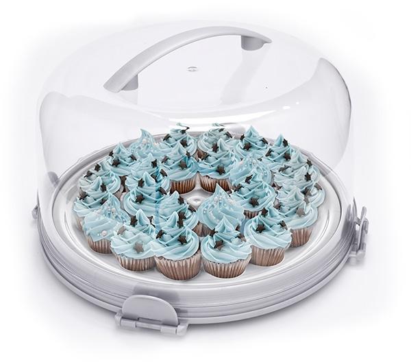 David Tutera Dessert Carrier Mini Cupcake Insert
