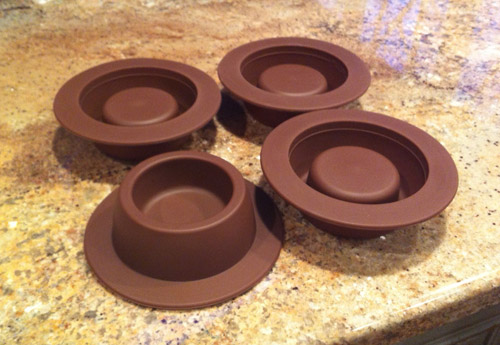 Brownie Bowls (Set of 4) from QVC