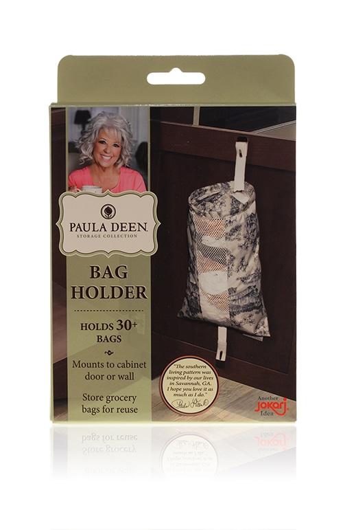 Davison Produced Product Invention: Bag Holder – Paula Deen Everyday
