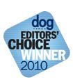 Editor's choice winner 2010