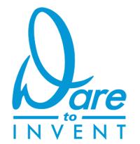 Dare to Invent Logo