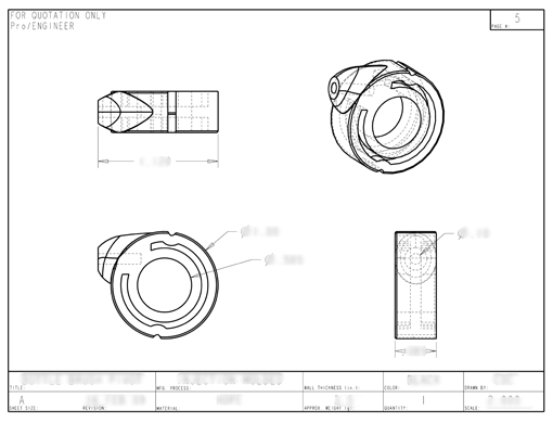 Interior Detail Tool - Technical Drawings | Davison