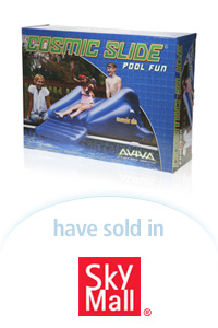 Davison Designed Product Idea: Aviva Cosmic Slide