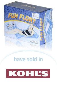 Aviva Fun Float Packaging
