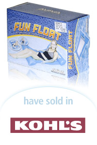 Davison Designed Product Idea: Aviva Fun Float Packaging