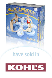 Davison Designed Product Idea: Aviva Blue Lagoon Packaging