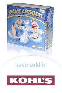 Davison Designed Product Idea: Aviva Blue Lagoon Packaging