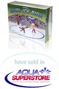 Aviva Oval Ice Rink Packaging