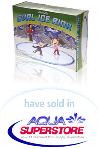 Davison Designed Product Idea: Aviva Oval Ice Rink Packaging