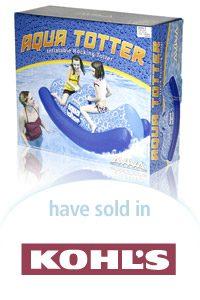 Aviva Aqua Totter Packaging
