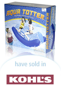 Davison Designed Product Idea: Aviva Aqua Totter Packaging