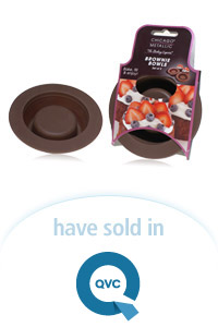 Davison Designed Product Idea: Brownie Bowl