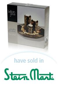 Davison Designed Product Idea: Candle Holder Garden Packaging