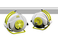 Davison Designed Industrial Product Idea: Cord Reel