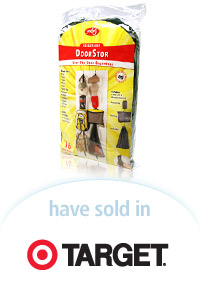 Davison Designed Product Idea: DoorStor