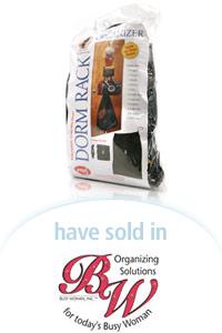 Davison Designed Product Idea: Dorm Rack