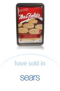 Davison Designed Product Idea: Medium Cookie Sheet - Mrs. Fields