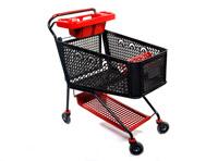 Davison Designed Industrial Product Idea: Shopping Cart