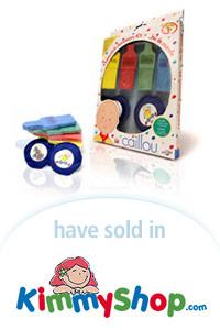 Davison Designed Product Idea: Caillou Hopscotch Accessory Kit