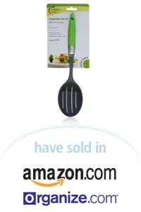 Davison Designed Product Idea: Healthy Steps Vegetable Server