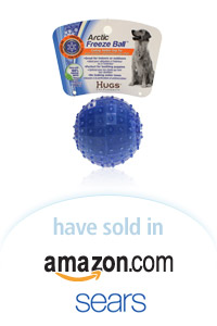 Davison Designed Product Idea: Arctic Freeze Ball