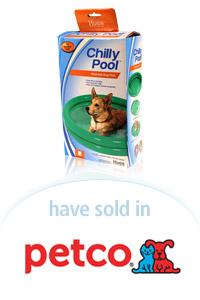 Davison Designed Product Idea: Chilly Pool