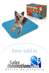 Davison Designed Product Idea: Chilly Mat