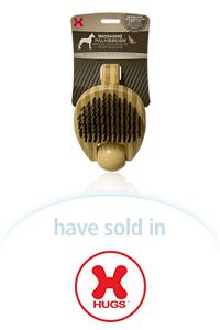 Davison Designed Product Idea: Massaging Palm Brushes