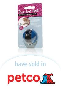 Davison Designed Product Idea: Purrfect Ball