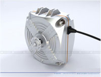 Davison Designed Industrial Product Idea: IQ Motor