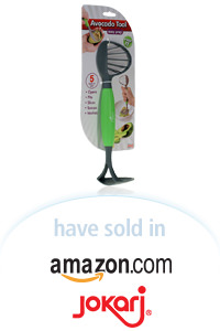 Davison Designed Product Idea: Avocado Tool