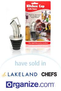 Davison Designed Product Idea: Kitchen Cap