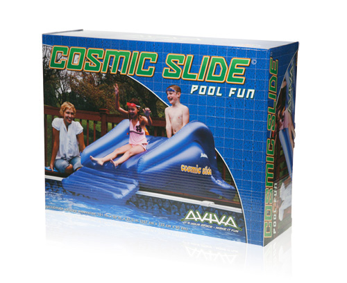 Davison Produced Product Invention: Aviva Cosmic Slide