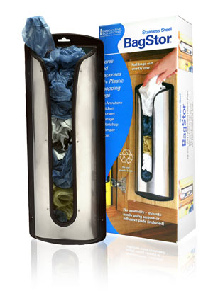 Davison Produced Product Invention: BagStor (Steel)