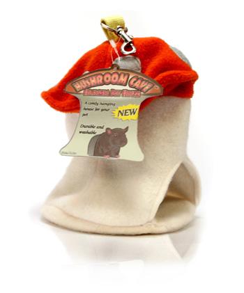Davison Produced Product Invention: The Mushroom Cave