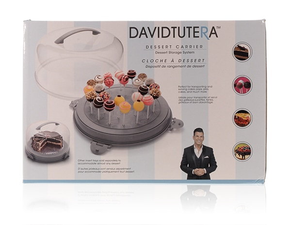 Davison Produced Product Invention: David Tutera Dessert Carrier