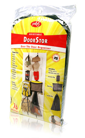 Davison Produced Product Invention: DoorStor