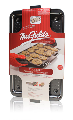 Davison Produced Product Invention: Mrs. Fields – Cool Bake