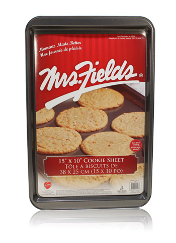 Davison Produced Product Invention: Medium Cookie Sheet – Mrs. Fields