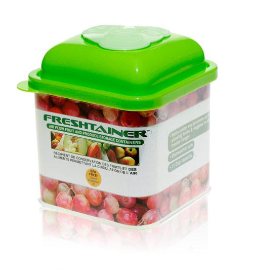Davison Produced Product Invention: Freshtainer